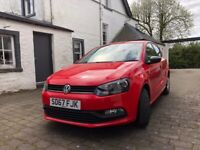 Outstanding and immaculate 5 door Polo, 1 careful Lady owner, 18 months old., used for sale  Stirling
