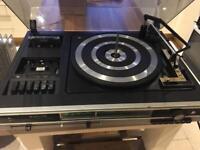 Waltham Vintage Music Centre LP Cassette Radio