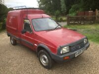 Citroen champ van 1.8 diesel spares or repair starts and drives