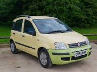 FIAT PANDA DYNAMIC ONLY 18000 MILES 2008 5DOOR 11 SERVICES HPI CLEAR EXCELLENT CONDITION