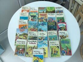 Enid Blyton paperbacks varied titles x26