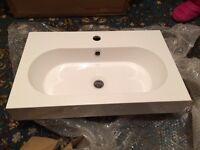 New 600mm Basin for Vanity