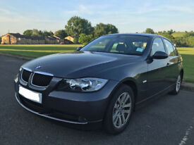 BMW 320D SE 2007 AUTOMATIC HEATED SEATS EXCELLENT CONDITION