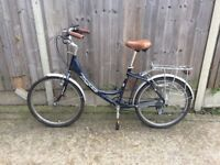ex electric bike converted !! newly repaired !! £110