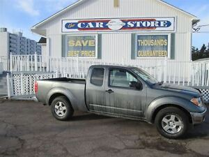 2008 Nissan Frontier SE-V6!! KING CAB!!!! AC!! POWER OPTIONS!!