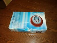 Hitachi MP3 Personal CD Player