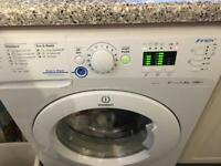 Innex 8kg load washing machine - still under guarantee