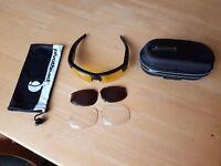 pivothead kudu spy camera glasses swap for hero 4