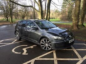 "Vw golf GTD best colour carbon gray 19"" Santiago wheels"