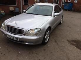 Hy For Sale Mercedes s class 320 cdi in good condition