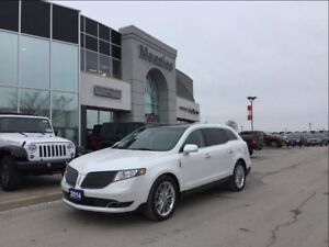 2014 Lincoln MKT EcoBoost AWD, Navi, Pano Roof, Clean Carproof
