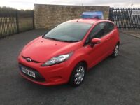 2009 09 FORD FIESTA STYLE 1.2 - *OCTOBER 2018 M.O.T, ONLY 1 OWNER FROM NEW* - IDEAL 1st CAR!