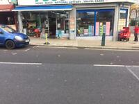 Off-licence and grocery shop