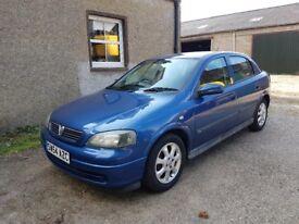 2004/54 Vauxhall Astra 1.4 Petrol