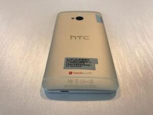 HTC ONE M7 32GB Silver - UNLOCKED - 10/10 NEW - Guaranteed Activation + No Blacklist