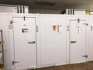 Walk in Cooler/Freezer Combo unit