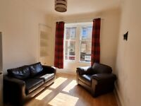 2 bed flat in central Paisley