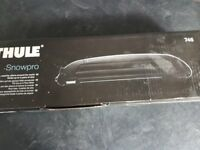Thule Snowpro 746 Ski/ Snowboard carrier - Brand New In Box