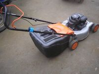 PETROL LAWNMOWER, CHAINSAW, ROTOVATER FOR SALE