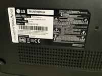 50 inch tv spare or repair