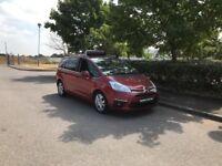 CITROEN GRAND C4 PICASSO 2.0 HDi Exclusive 5dr Auto (red) 2011