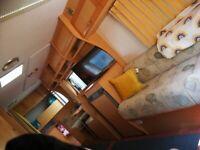 Light weight 6 berth bailey ranger caravan
