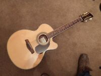 Brunswick Electro Acoustic 12 string Guitar