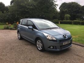 Peugeot5008 active hdi