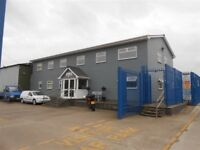 2nd Floor Spacious Office Space to Rent in Widnes, close to Mersey Gateway