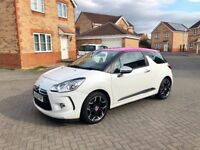 2013 CITROEN DS3 1.6 DSPORT PLUS, FULL LEATHER, CRUISE, BLUETOOTH, PARKING SENSORS