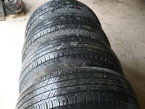 $ 235-70-16 tires   $140.00