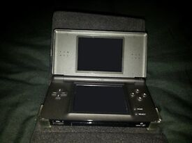NDS LITE FOR SALE AND GAMES