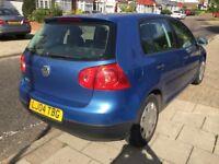 Cheap Volkswagen Golf 1.4l, cheap five seater car