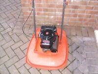 Petrol Flymo Lawn Mower