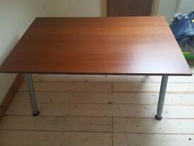 Desk ikea good condition