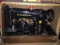 Singer sewing machine 306k