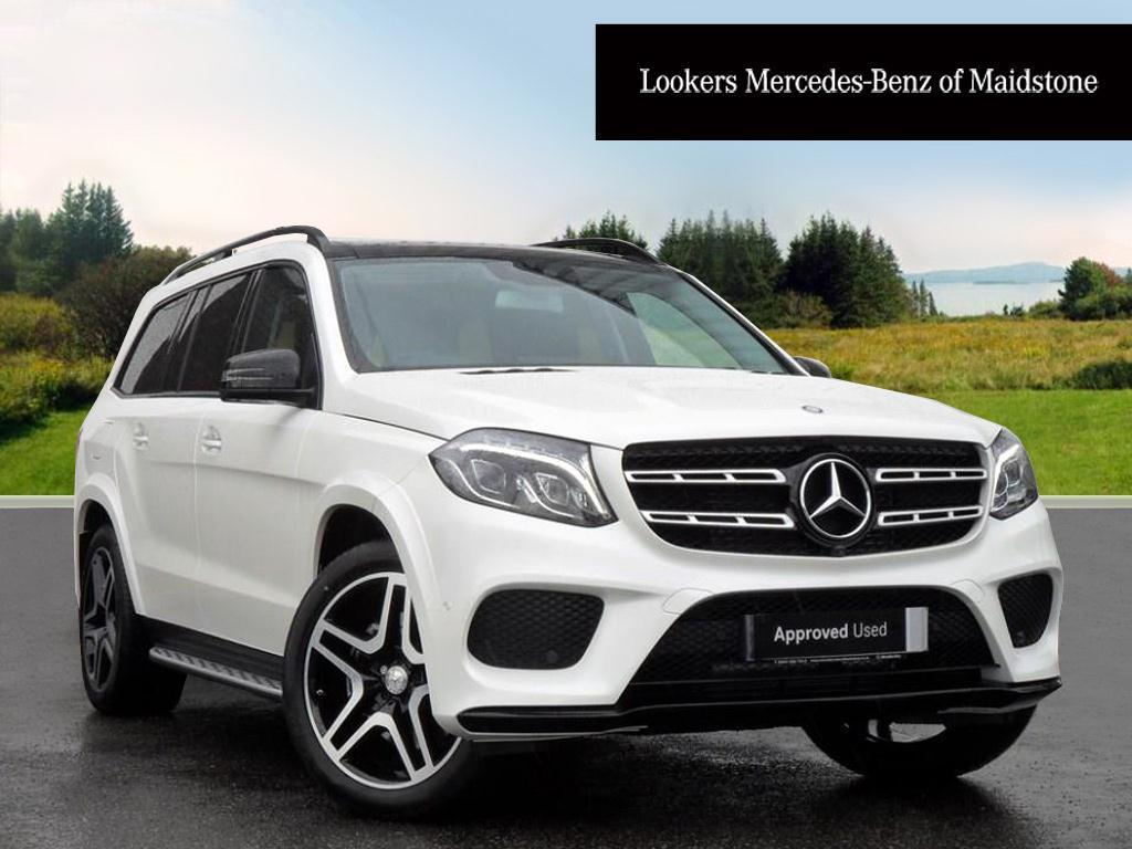 mercedes benz gls gls 350 d 4matic amg line white 2016 07 05 in maidstone kent gumtree. Black Bedroom Furniture Sets. Home Design Ideas