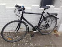 Giant CRX 4 men's hybrid commuter bike