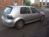 Golf gttdi. long mot