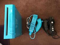 Blue Nintendo Wii Plus Games