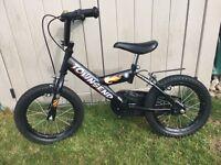 "Boy's 14"" Townsend Scorch bike for sale"