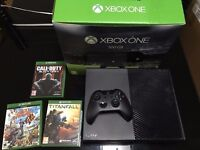 Xbox One (500GB) w/ Call of Duty Black Ops 3, Titanfall & Sunset Overdrive