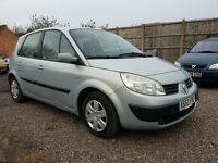 RENAULT MEGAN SCENIC,, 1.5 DIESEL,, EXCELLENT CONDITION DRIVES SUPERB
