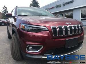 2019 Jeep New Cherokee Limited |4x4 | NAV |