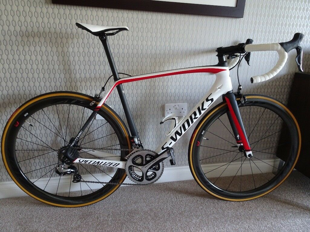 Specialized S-Works Tarmac 2016 MY 56cm - Huge Specification - Excellent Condition