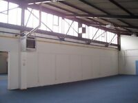 WAREHOUSE TO LET CENTRAL GLENROTHES