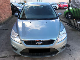 Ford Focus 1.6 Style 5dr - 2008 (58), 2 Owners, 12 Months MOT, Service History, 2 Keys, Immaculate!