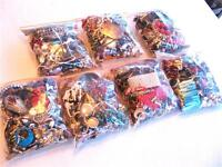 7 Bursting Jewelry Bags full of treasures * only $55