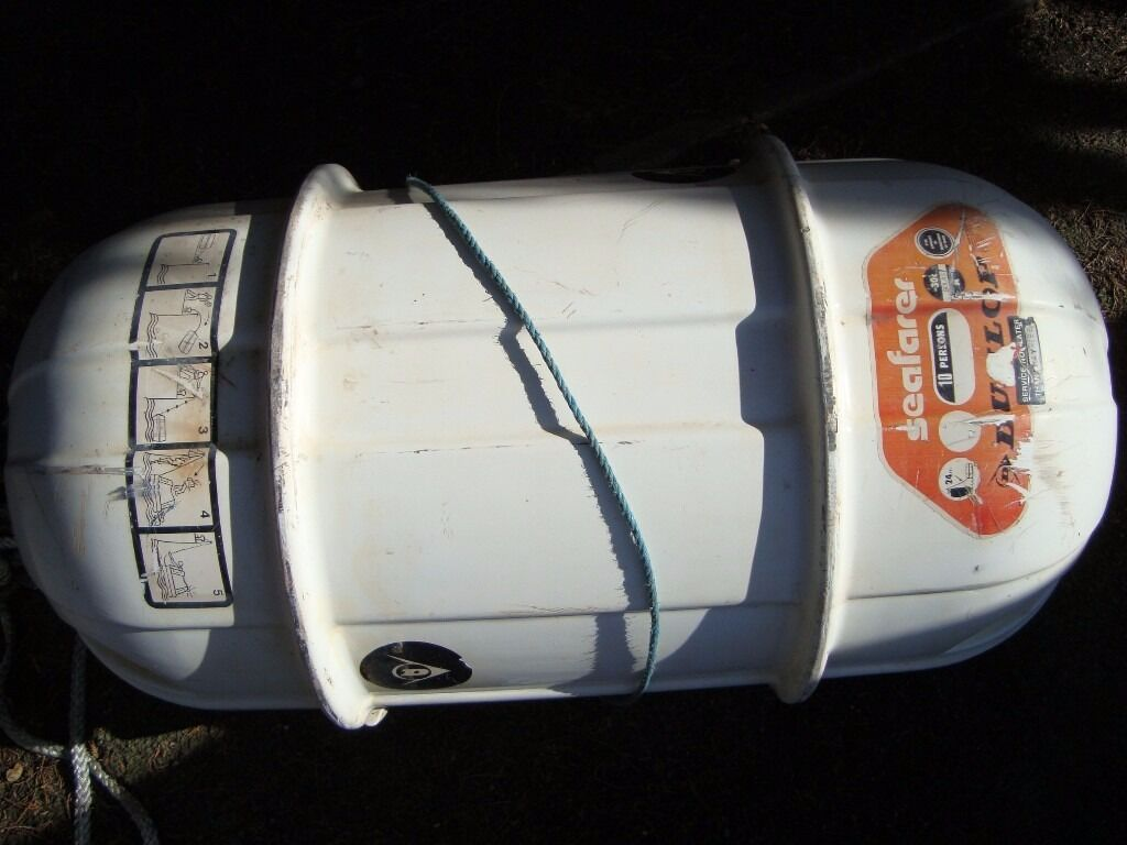 BOATS SEAFARER 10 MAN LIFERAFT COST NEW1650 BARGAIN FOR QUICK SALE ONLY60in NewportGumtree - BOATS SEAFARER 10 MAN LIFERAFT COST NEW £1650 BARGAIN FOR QUICK SALE ONLY £60