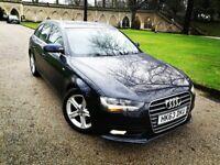 Face-lift Audi A4 Avant